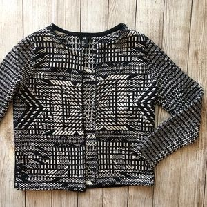 H&M Open Cardigan Jacket Size Small